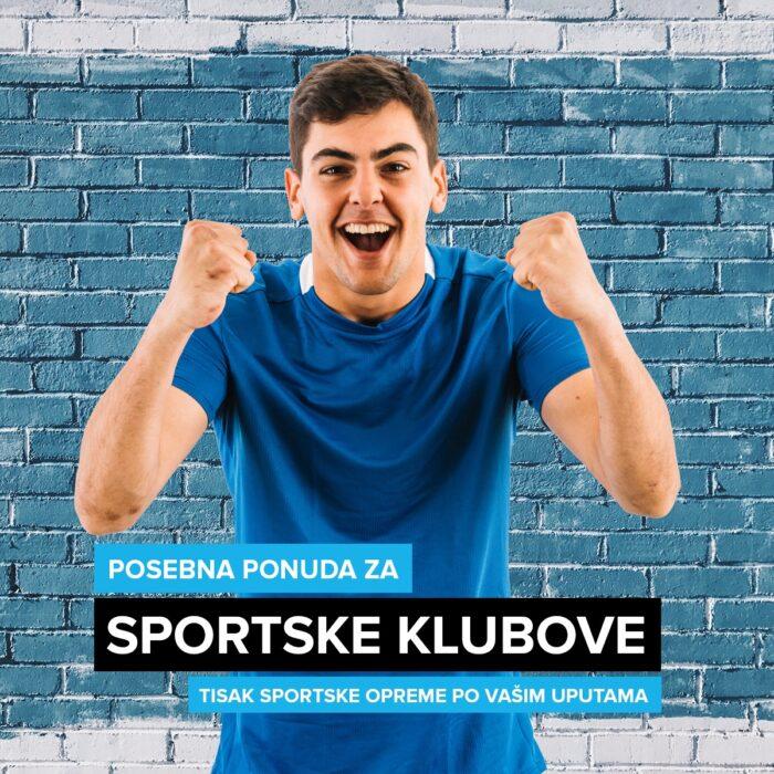 Posebna ponuda - Sportski klubovi