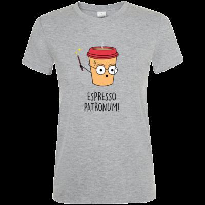 Espresso patronum siva melange